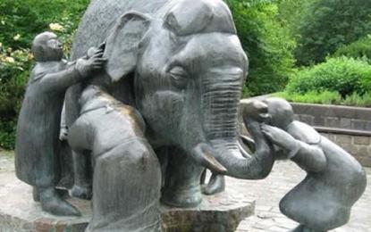 Los Sabios Ciegos y el Elefante