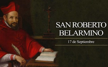 San Roberto Belarmino