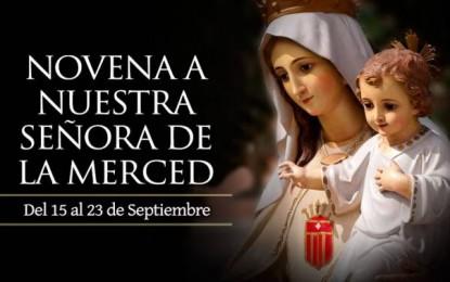 Hoy se inicia la novena a Nuestra Señora de la Merced, patrona de los presos