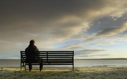 La soledad compañera de la vida