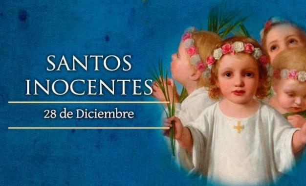 Hoy se celebra a los Santos Inocentes, los niños que murieron por Cristo
