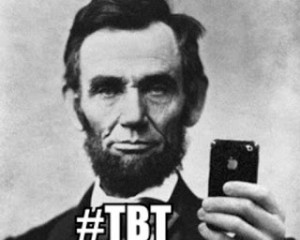 TBT o Throwback Thursday