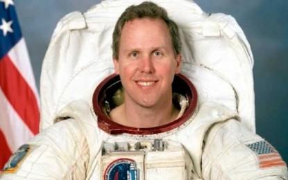 Astronauta revela que recibió la Eucaristía en el espacio