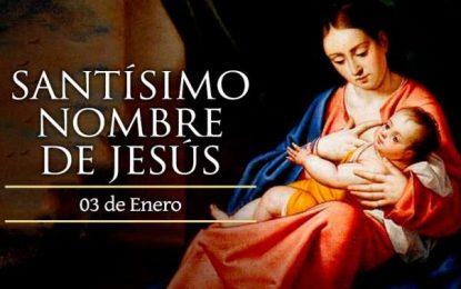 Santísimo Nombre de Jesús