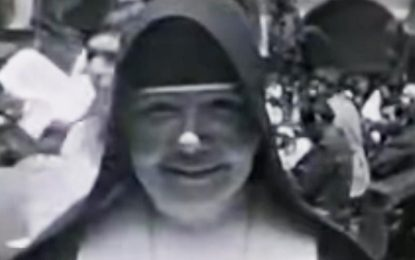 Este es el milagro por el que canonizarán a la primera santa boliviana