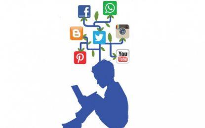 ¿Son los niños de 13 años maduros para utilizar solos las redes sociales?