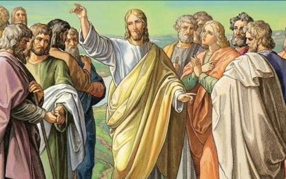 Evangelio del viernes 25 de octubre