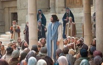 Lectura del santo evangelio según san Lucas (12,49-53):