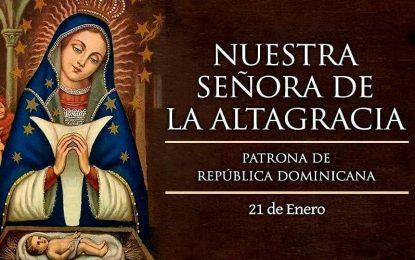 MISA EN VIVO Día de Nuestra Señora de la Altagracia